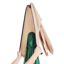 Patio Outdoor Beach Umbrella Canopy Protective Cover Carry B