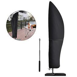 Patio Umbrella Cover, Cantilever Outdoor Umbrellas Cover, Of