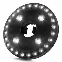 AMIR Patio Umbrella Light Cordless 28 LED Night Lights 3 Lig