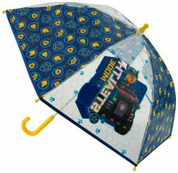 Paw Patrol Boys Bubble Umbrella Dome Sunshade Wipeable Fabri