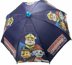 Paw Patrol Little Boys Kids Umbrella School Gift Toy Blue Ch
