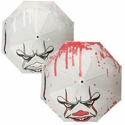 IT Pennywise Color Changing Umbrella White