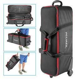 Neewer Photo Studio Equipment Trolley Case Carry Bag for Lig