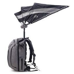 EZ FunShell Photographer Backpack Umbrella UV and rain prote