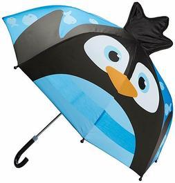 Stephen Joseph Kids Pop Up Umbrella - Penguin