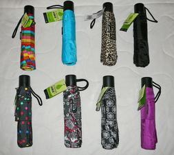 Raines Totes Manual Umbrella Large L Coverage Black Color Pr