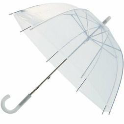 """Lot of 12 - 32"""" Children Kid Clear Dome Umbrella - RainSto"""