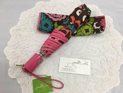 Vera Bradley Rare Lola Automatic Umbrella For Purse Tote Bac