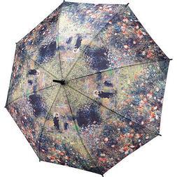 Galleria Renoir Woman with a Parasol Stick Umbrella Umbrella