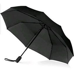 Repel Windproof Travel Umbrella with Teflon Coating, Brand N