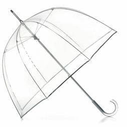 Totes Signature Bubble Umbrella - Clear