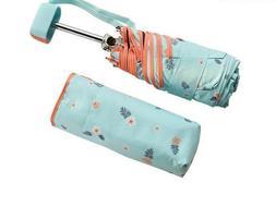 Small Portable Umbrellas For Men Women Mini Pocket Folding S