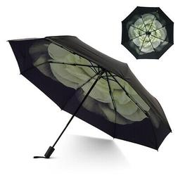 Small Travel UV Sun & Rain Umbrella UV Protection Screen Sha