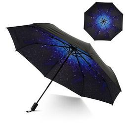 Small Travel UV Sun & Rain Umbrella UV Protection Screen Sha