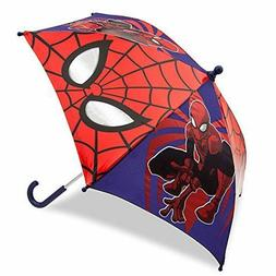 Disney Store Spider Man Kids Umbrella Boys Girls Super Hero