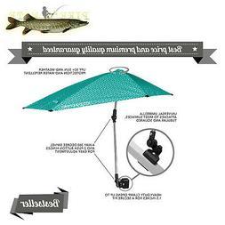 Sport-Brella Versa-Brella SPF 50+ Adjustable Umbrella with U