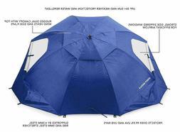 Sport-Brella XL Vented SPF 50+ Sun Rain Canopy Umbrella for