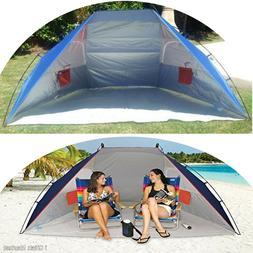 Sun Shelter Beach Portable Canopy Tent Shade Umbrella Outdoo