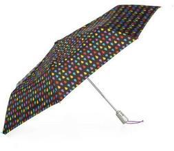 """Totes SunGuard Auto Open & Close 43"""" W Umbrella with Never W"""