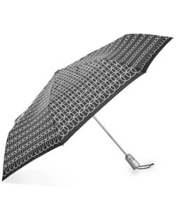 Totes SunGuard Auto Open Close Umbrella with NeverWet