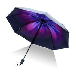 Sunny And Rainy Umbrella Inverted Reverse Car Umbrella Large