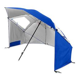 Sport-Brella SUPER-BRELLA™ Beach Umbrella in Blue - Free S