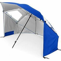 BEST HUGE  Beach Umbrella Sun Tent Family Pool Camping Sport
