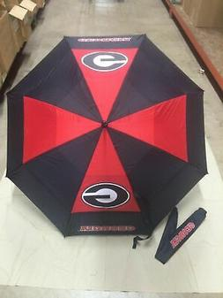 Tampa Bay Lightning NHL 62 inch Double Canopy Umbrella