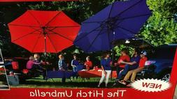 TailBrella The Hitch Umbrella -Tailgating Camping Farmer's M