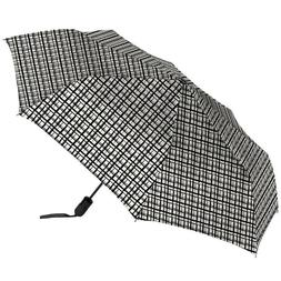 """ShedRain The Ultimate Umbrella 47"""" ARC, Auto Open/Close, Whi"""