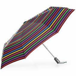 totes® Titan® Auto Open Close Umbrella With NeverWet