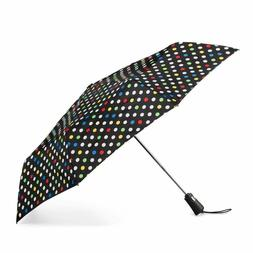 Totes Titan Compact Travel Umbrella with Windproof, Waterpro