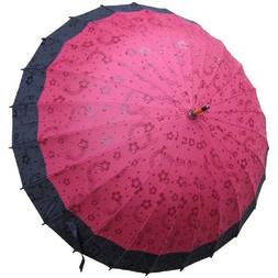 Samurai market Traditional Japanese Umbrella With Water MAGI