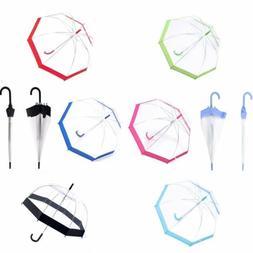 Transparent Bubble Auto Open Umbrella Dome Shape with Color