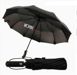 Travel Accessories Sun UV Rain Umbrella Full-automatic Trifo