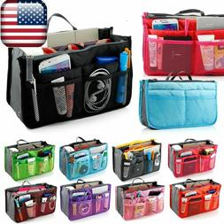 Travel Makeup Cosmetic Bag Case Toiletry Beauty Organizer Zi
