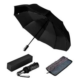 Travel Umbrella Automatic Folding Umbrella with Sunscreen Fu