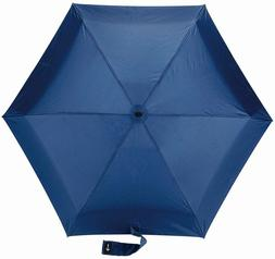 Travel Umbrella with Waterproof Case - Small and Compact for