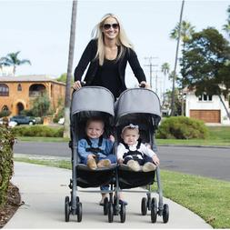 Joovy Double Umbrella Stroller Twins or Second Child Lightwe