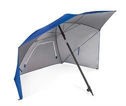 Ultra Angled Shade Canopy Umbrella for Optimum Sight Lines a