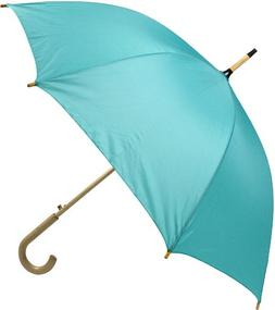 Haas-Jordan Fashion Umbrella, Teal