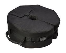 AmazonBasics Umbrella Base Weight Bag, Round