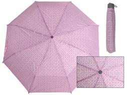 Guess Umbrella G Logo Pattern w/ Matching Cover NWT 100% Aut