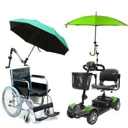 Umbrella Holder Clamp Supporter Stretch  Baby Bar Wheelchair