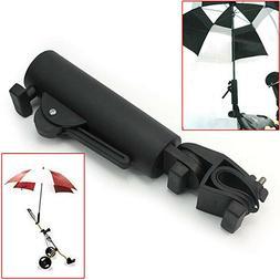 Umbrella Holder Stand Golf Trolley Cart Bike Club Pram Pull