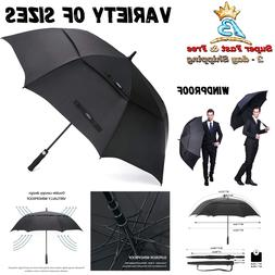 Umbrella Oversized Extra Large Windproof Travel Golf Accesso