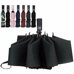 umbrellas lanbrella compact travel windproof auto open
