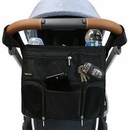 Emmzoe Universal Fit Stroller Organizer All-in-One Travel In