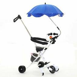 Universal Pram Pushchair Stroller Buggy Umbrella UV Sun Shad
