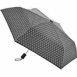 Coolibar UPF 50+ Copertura Compact Travel Umbrella